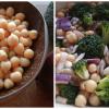 Salata od slanutka i brokula