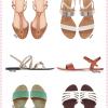 9 dobrih savjeta o ljetnim sandalama