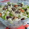 Karfiol-couscous salata