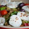 Pasta – salata sa tapanadom od maslina