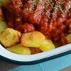 Patatas bravas, krompir u aromaticnom sosu