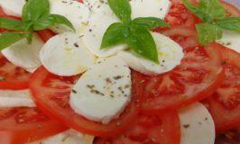 Caprese – jednostavna ljetna salata