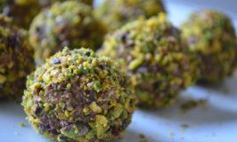 Energetske kuglice sa pistacijem